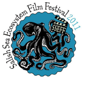 Salish Sea Ecosystem Film Festival 2011 logo