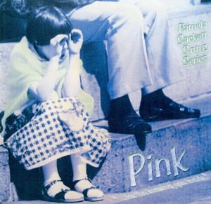 Pink CD insert cover art